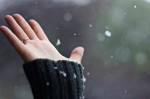 Το πρώτο χιόνι της χρονιάς