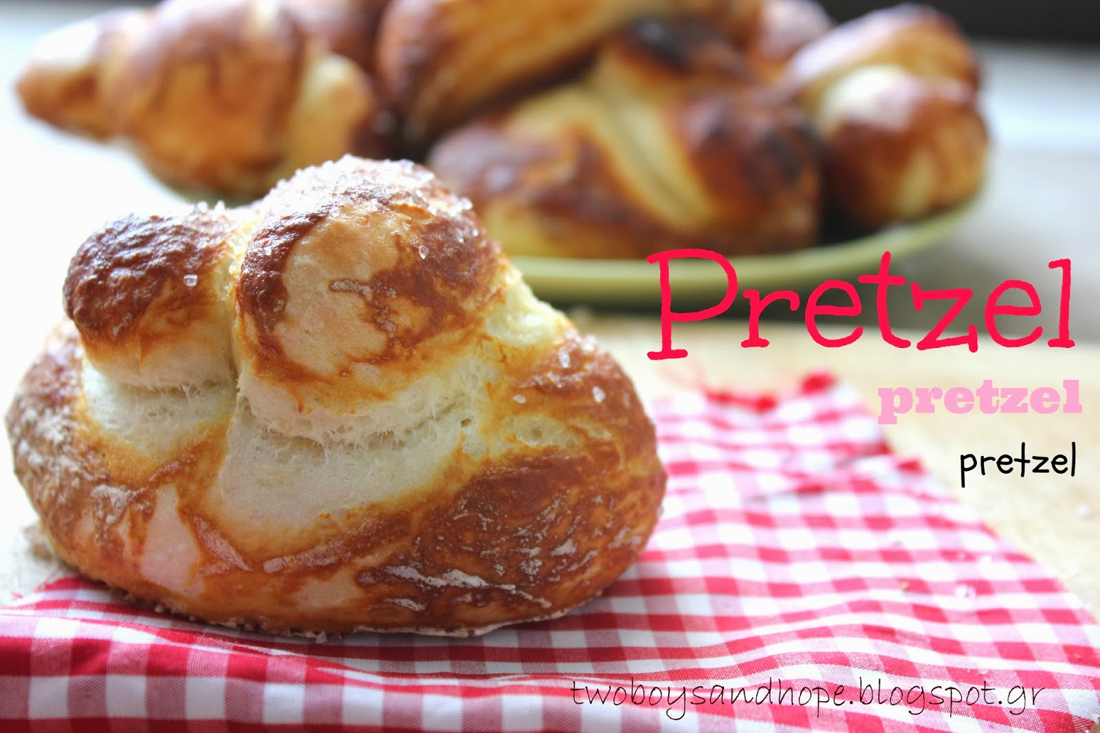 Pretzel..αγάπη μου !!!