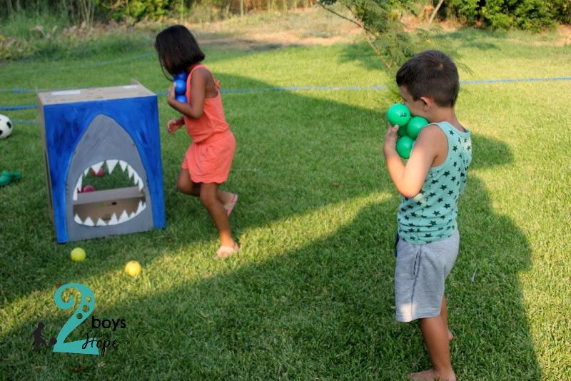 παιχνίδι καρχαρίας