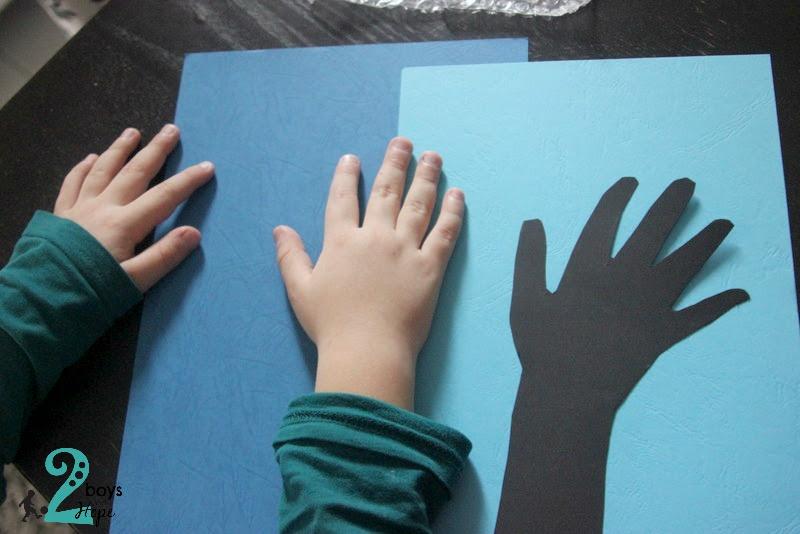 Φτιάχνουμε..χειμωνιάτικες ζωγραφιές!!