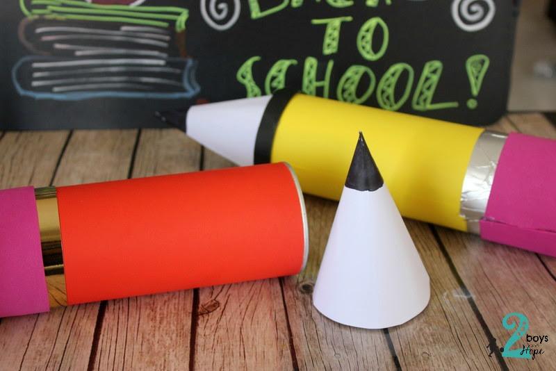Γιγάντια μολύβια - έκπληξη 3