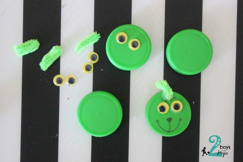 Φτιάχνουμε: Η τρίλιζα του Grinch