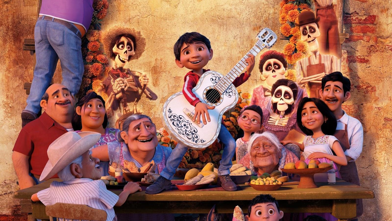 Πάμε σινεμά: Coco