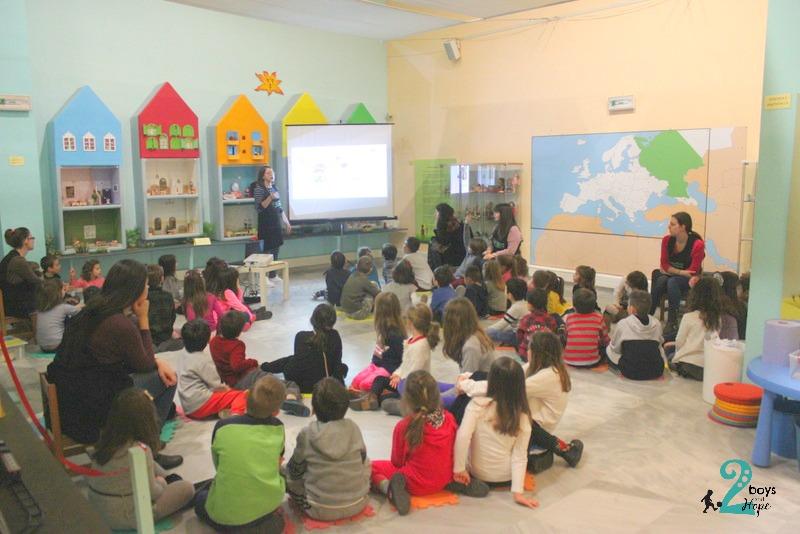 Κυριακή στο παιδικό μουσείο Θεσσαλονίκης
