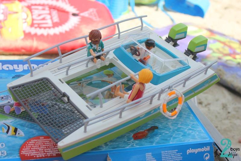Παίζουμε με τα νέα Playmobil sports& action