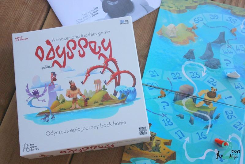 Παίζουμε ODYSSEY ή αλλιώς φιδάκι + Σούπερ διαγωνισμός