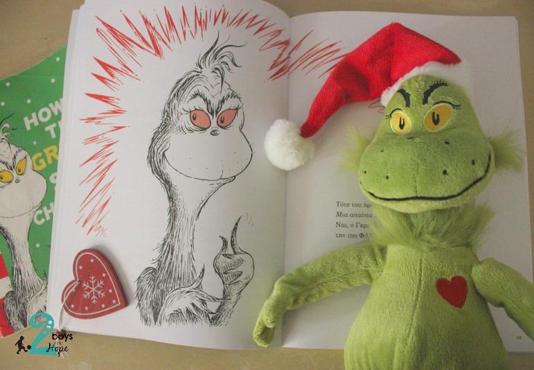 Διαβάζουμε: Γκριντς ο κατεργάρης των Χριστουγέννων + διαγωνισμός
