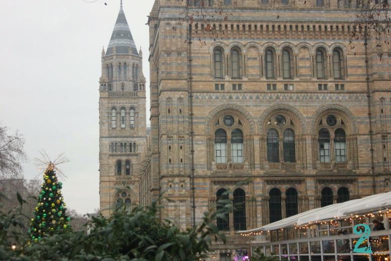 Το Μουσειο Φυσικης Ιστοριας του Λονδινου