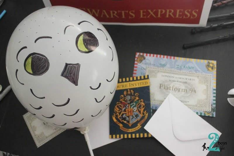 Ένα μαγικό πάρτι Χάρι Πότερ !!!