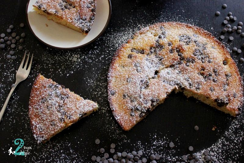 pancake στο φούρνο 1