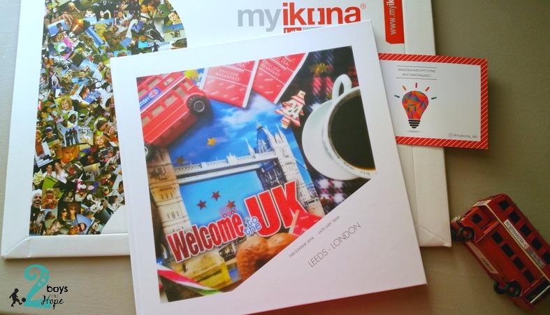 ΦΤΙΑΧΝΟΥΜΕ ΕΝΑ PHOTOBOOK ME TO Myikona