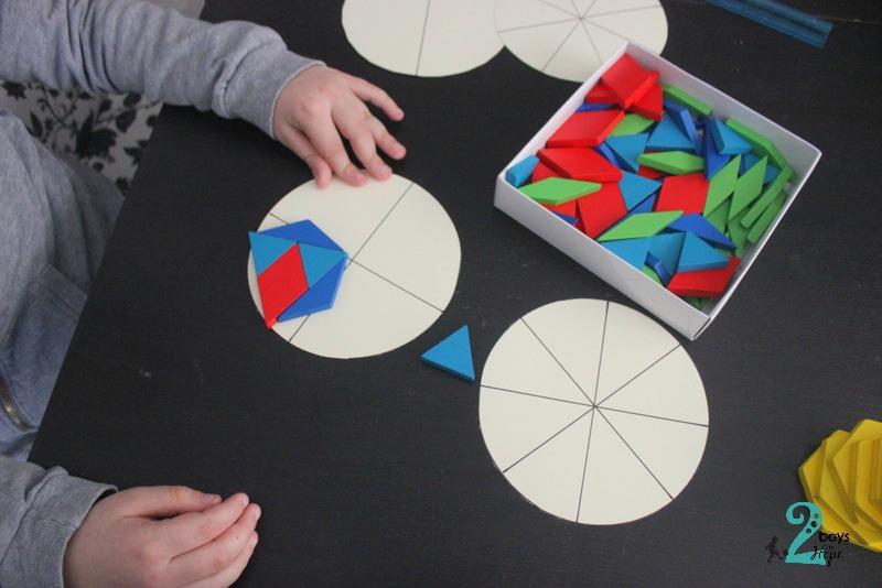 συμμετρικά μοτίβα 1