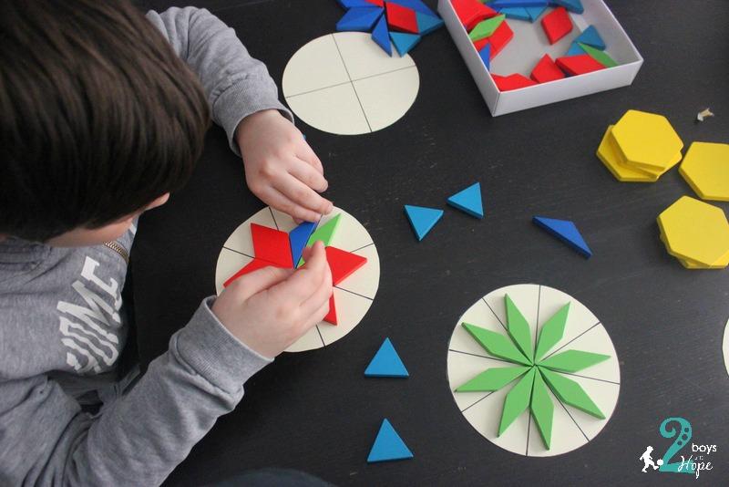 συμμετρικά μοτίβα  2