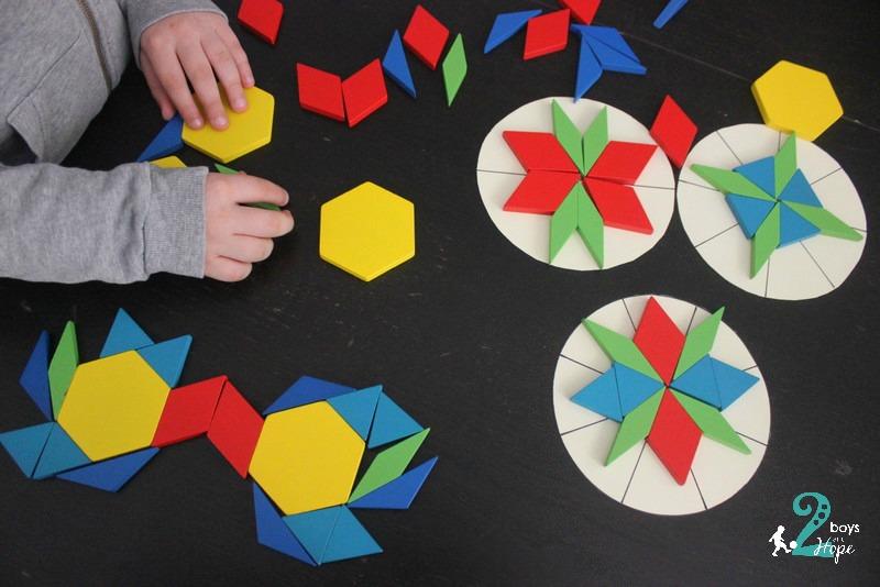 συμμετρία 5