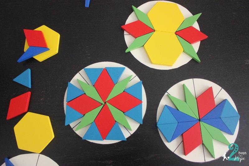 συμμετρικά μοτίβα 7