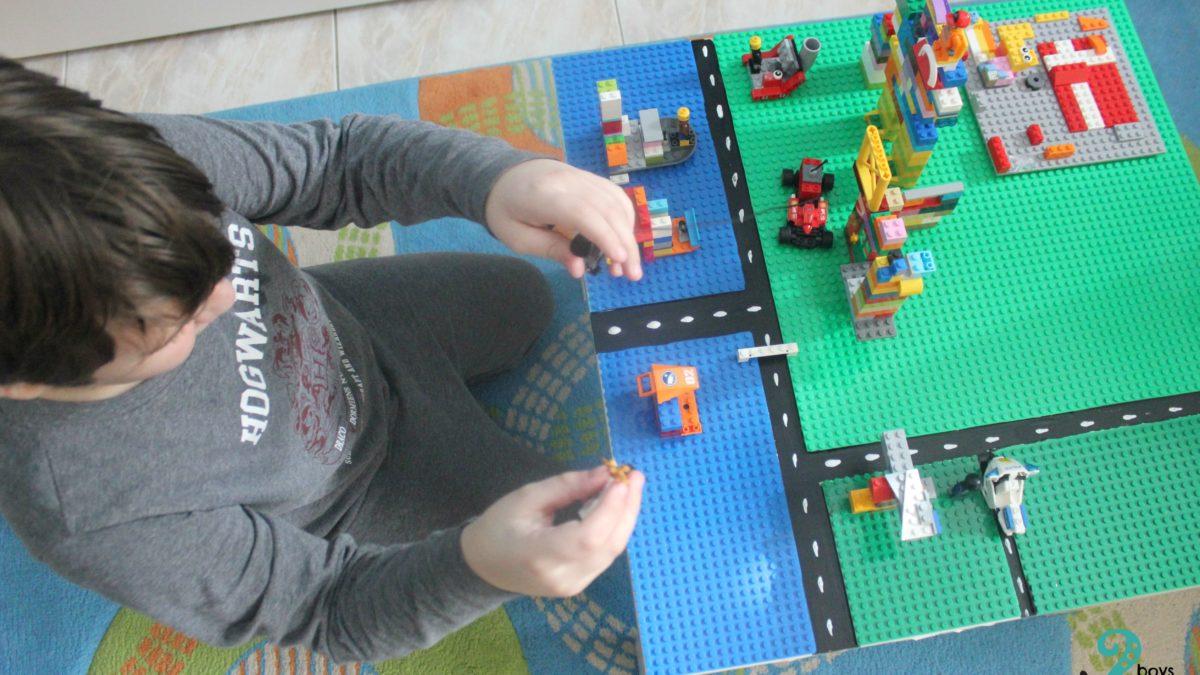Diy: Πως να φτιάξετε τραπεζάκι lego