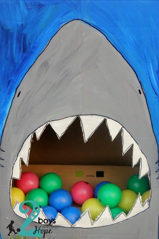 ταΐστε τον καρχαρία παιχνίδι