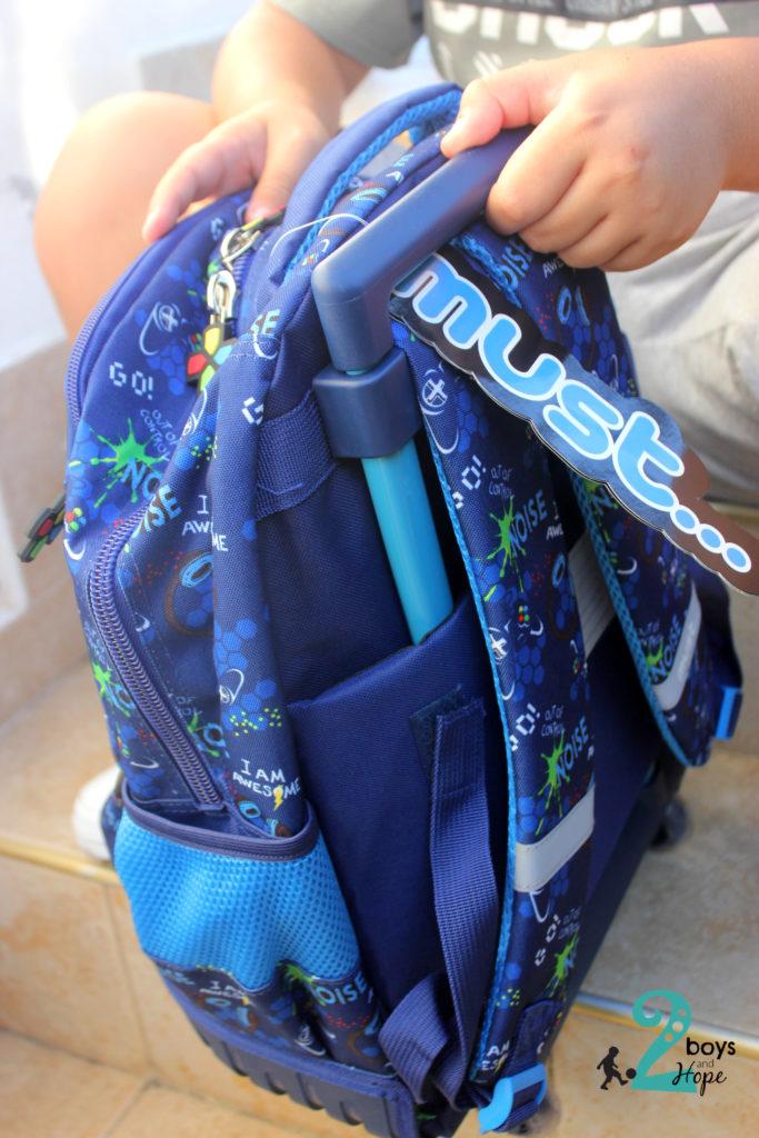 σχολική τσάντα Must